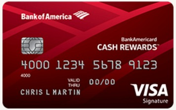 BofA BankAmericard Cash Rewards, $50 Bonus For Each Friend You Refer